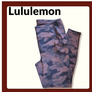 "Lululemon Swift Speed High-Rise Tight 28"" Size 14"